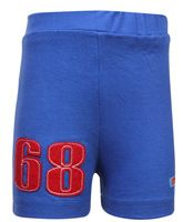 Kid Studio - Plain Blue Shorts