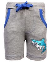 Kid Studio - Plain Grey Shorts