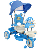 Fab N Funky - Rabbit Design Baby Tricycle