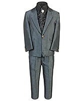 SAPS - 3 Piece Party Wear Suit