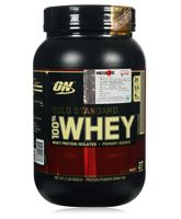 Optimum Nutrition 100% Whey Protein Cookies and Cream
