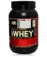 Optimum Nutrition 100% Whey - Rich Chocolate Flavour