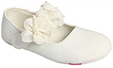 Kittens - Party Shoes With Flower Applique