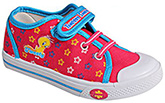 Tweety - Stars And Tweety Print Canvas Shoes