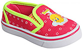 Tweety - Pink Canvas Slip On