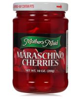 Mothers Maid Marachino Cherries
