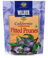 Wilbur California Dried Plums Pitted Prunes