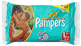 Pampers - Large Diaper Magic Gel
