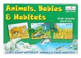 Animals, Babies & Habitats