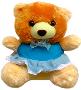 Tickles - Miss Teddy Soft Toy