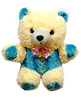 Blue Teddy 3 Years+, Cute Teddy Soft Toy For Your Little Kid