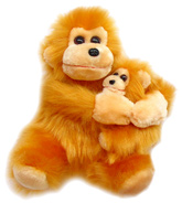 Tickles - Monkey With Baby