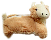 Tickles - Lamb Shaped Pencil Pouch