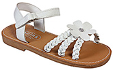 Doink - Sandals With Flower Applique