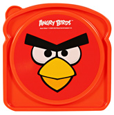 Angry Birds - Sandwich Lunch Box Red