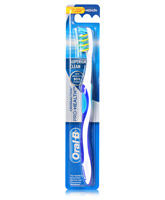 Oral-B Cross Action Pro-Health Toothbrush - Medium