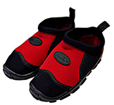 Kushies Baby - Pool Shoes Red