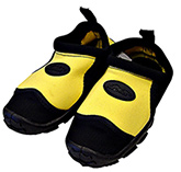 Kushies Baby - Pool Shoes Yellow