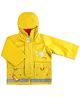 Kushies Baby - Yellow Rain Jacket