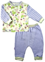 Kushies Baby -  Full Sleeves T-Shirt Suit