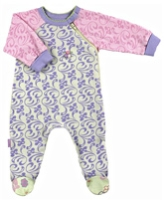 Kushles Baby - Printed Girls Romper