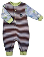 Kushies Baby -  Full Sleeves Romper