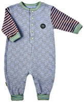 Kushies Baby - Printed Boys Romper