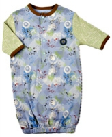 Kushies Baby - Full Sleeves Gown