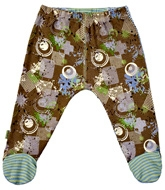 Kushies Baby - Printed Footed Bottom