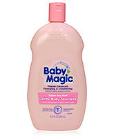 Baby Magic Original Baby Scent Gentle Shampoo