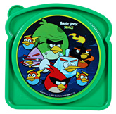 Angry Bird - Sandwich Lunch Box Red
