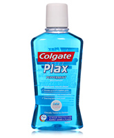 Colgate Plax Peppermint Mouthwash