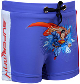 Superman - Printed Swimming Trunk