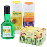 Vaadi Herbals - Body Care Gift Pack