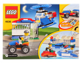 Lego - Police Building Set