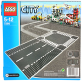 Lego - Straight & Crossroad