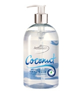 Astonish Coconut Anti Bacterial Liquid Hand Wash - A 4545