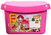 Lego - Pink Brick Box