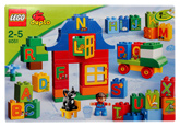 Lego - Duplo Play With Letters