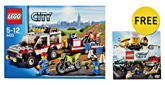 Lego - Dirt Bike Transporter