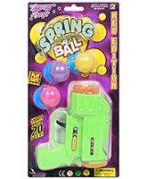 Fab N Funky - Ping Pong Guns With Spring Ball