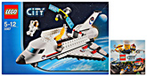 Lego - Rocket Into Orbit