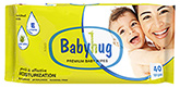 Babyhug Premium Baby Wipes - 40 Pieces
