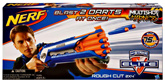 Nerf - 2 X 4 N Strike Elite Rough Cut  Blaster