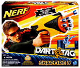 Nerf - Dart Tag Snap Fire 8