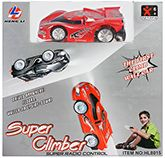 Fab N Funky - Wall Climbing Car Red