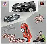 Fab N Funky - Black Wall Climbing Car Black