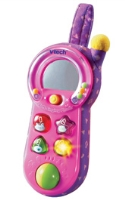 Pink New Soft Phone