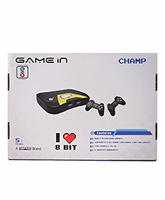 Game In Champ Blue 5 Years+, Multi-function game console for game lover...