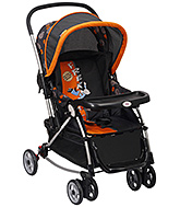 Mee Mee - BIMBO Stroller Orange MM 30